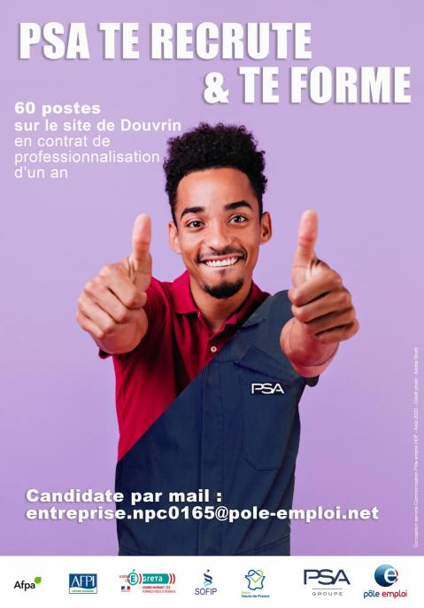 Affiche 1 douvrin