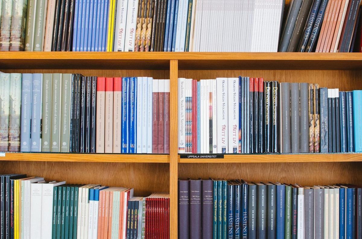 Bibliothe que de livres images photos gratuites libres de droits