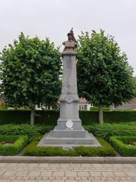Lambres pas de calais monument aux morts