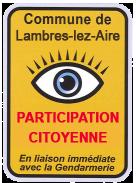 Participation citoyenne lambres